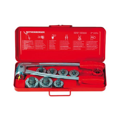 Rothenberger Rocam Refrigeration & Air Con Expander Set